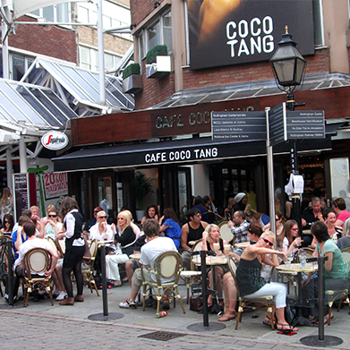 Coco Tang Nottingham Opening Times Offers Hen Parties Just Excite