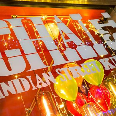 Indian Street Food Cardiff