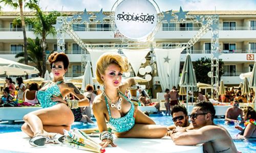 poolstar pool party