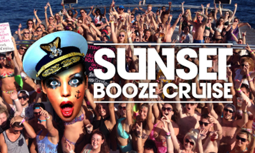 sunset booze cruise magaluf